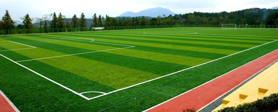 Геоматериалы для строительства спортивных сооружений
