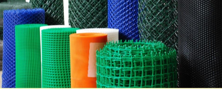 Полимерные сетки для ограждения территорий и строительства